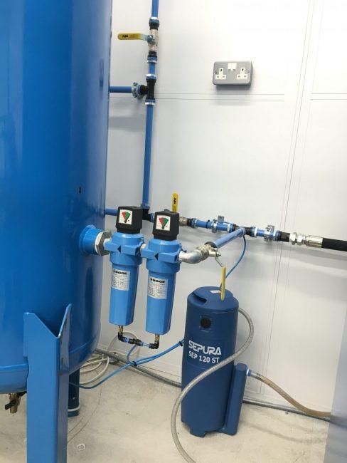 Wessex Compressors Installation