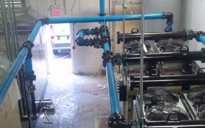 Installation at a Car Parts Factory