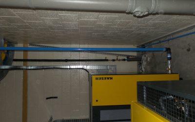 Installation at Glenvilet